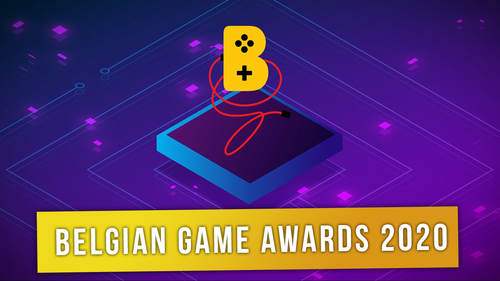 Games Awards 2020.1up Conference The Belgian Game Awards Are Back In 2020
