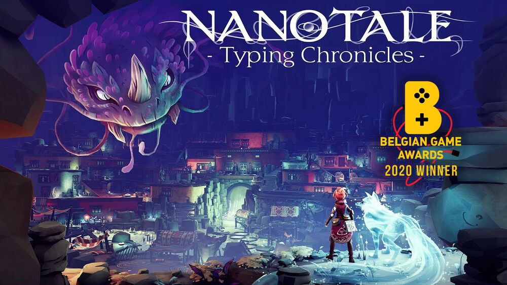 Belgian Game Spotlight Nanotale